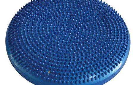 Masážní polštář Brother tvar čočky, průměr 33 cm, na horní straně masážní výstupky