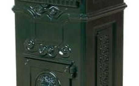 Tuin 1319 Poštovní schránka antik - zelená