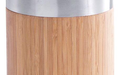 Koupelnový koš MINI BAMBOO, odpadkový koš, ZELLER
