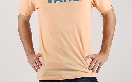 Tričko Vans Mn Classic Apricot Ice Oranžová
