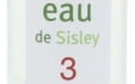 Sisley Eau de Sisley 3 100 ml toaletní voda tester pro ženy