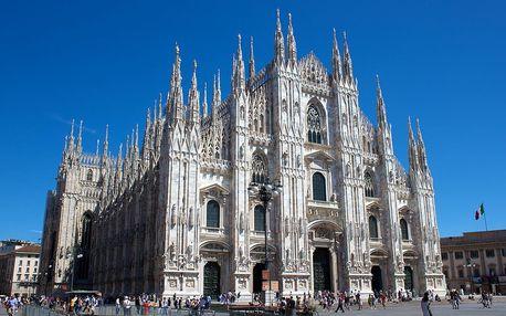 Krásy italské Lombardie – Milano a Lago di Garda | 5denní poznávací zájezd do Itálie