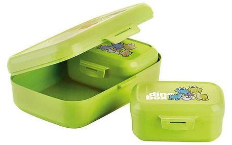 Tescoma Dino 3 ks zelená
