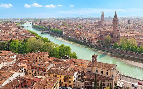 Romantická města severní Itálie | Bolzano, Cremona, Brescia, Verona | 5denní poznávací zájezd do Itálie