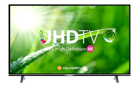 Televize GoGEN TVU 43V298 STWEB černá
