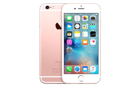 Mobilní telefon Apple iPhone 6s 128GB - Rose Gold (MKQW2CN/A)