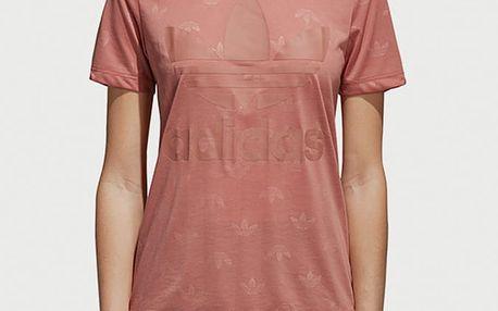 Tričko adidas Originals T-Shirt Ss Oranžová