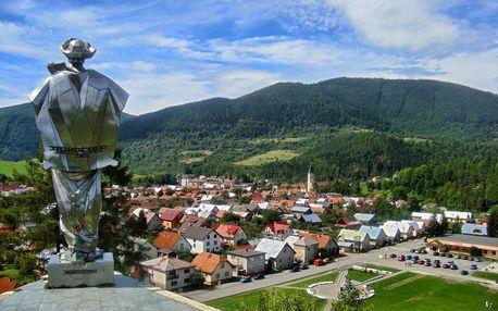 Krajem Juraje Jánošíka | 2denní zájezd na Slovensko