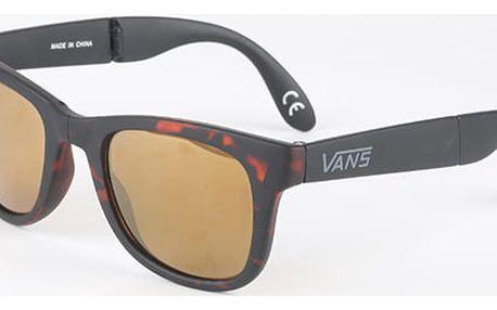 Brýle Vans Mn Foldable Spicoli Tortoise She Černá