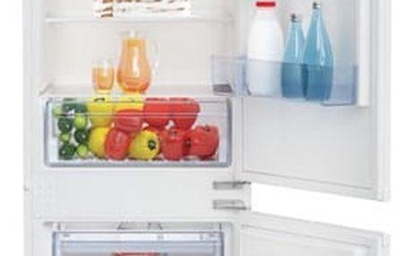 Kombinace chladničky s mrazničkou Beko BCSA 285 K2S