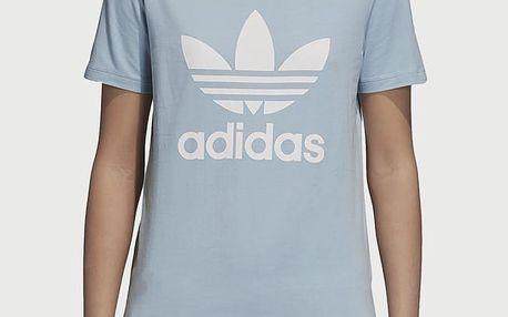 Tričko adidas Originals Trefoil Tee Šedá
