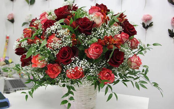 Květinářství Cloudy Rose