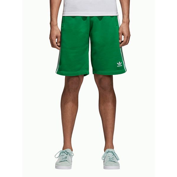 Kraťasy adidas Originals 3-Stripes Short Zelená