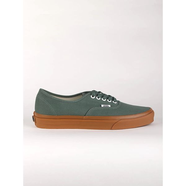 Boty Vans Ua Authentic Duck Green Zelená