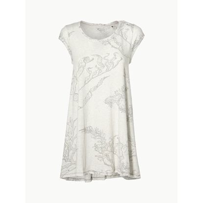 Šaty O´Neill Lw Marissa Dress Bílá