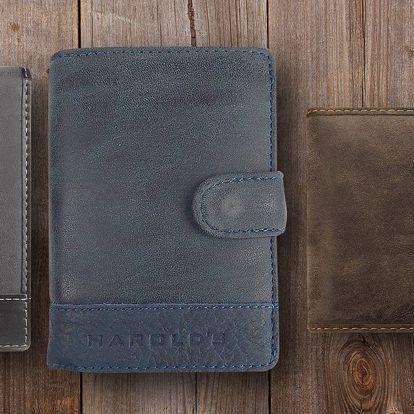 Pánské kožené peněženky Harold's