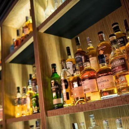 Degustace whisky