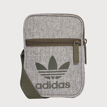 Taška adidas Originals Fest Bag Casual Šedá