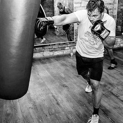 3 lekce boxu nebo thaiboxu se zkušeným trenérem v luxusním studiu Yanka v centru Prahy