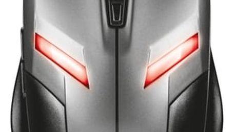 Myš Trust Ziva černá (/ optická / 6 tlačítek / 2000dpi) (21512)