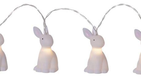 Světelný LED řetěz Best Season Polly, 10 světýlek