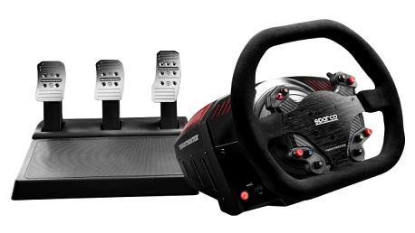 Volant Thrustmaster TS-XW Racer pro Xbox One, One X, One S, PC + pedály černý (4460157)