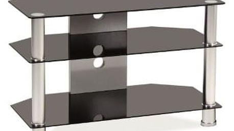 Televizní stolek TV-031 černý
