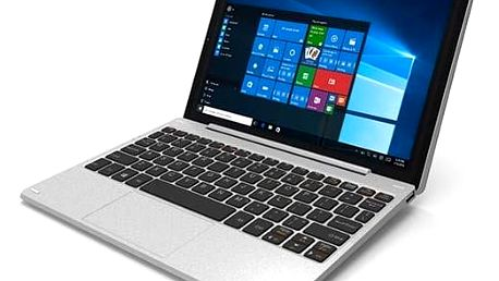 Umax VisionBook 10Wi Pro (UMM200V1C) stříbrný