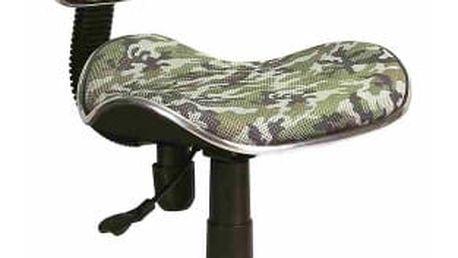 Dětská židle Q-G2 maskáčová
