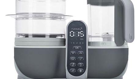 BABYMOOV Nutribaby+ Multifunkční přístroj – industrial grey