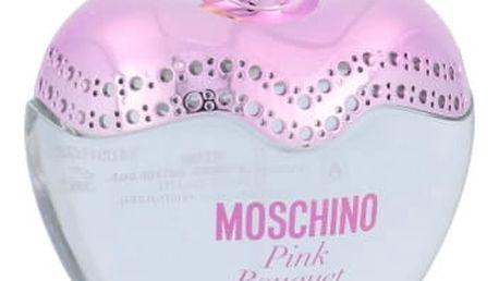 Moschino Pink Bouquet 100 ml toaletní voda tester pro ženy