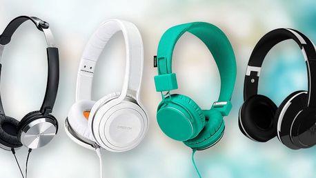 Výběr sluchátek značky Cresyn i Urbanears