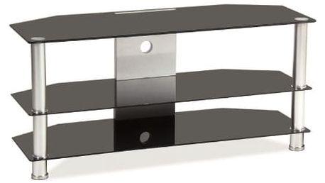 Televizní stolek TV-032 černý