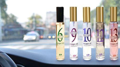 Luxusní parfémy do auta L&D Elite Class