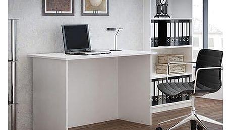 Psací stůl Standard bílá