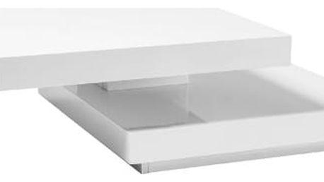 Konferenční stůl Falon bílá