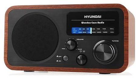 Hyundai PR 309 W dřevo