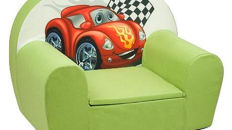 Kvalitní dětské křeslo CARS