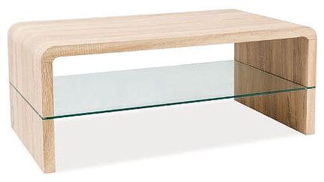 Stůl konferenční RICA - dub sonoma