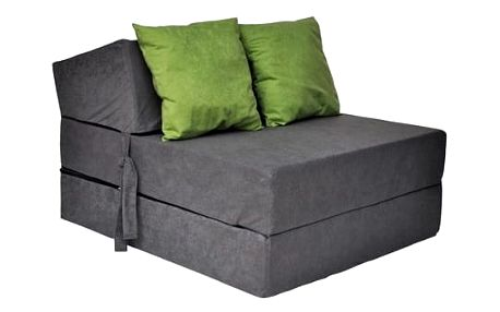 Kvalitní křeslo nebo matrace 70x200x15 cm více barevných variant