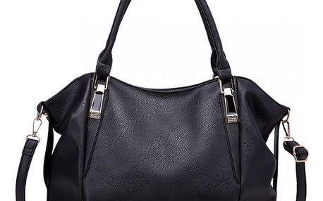 Dámská černá kabelka Callista 1716