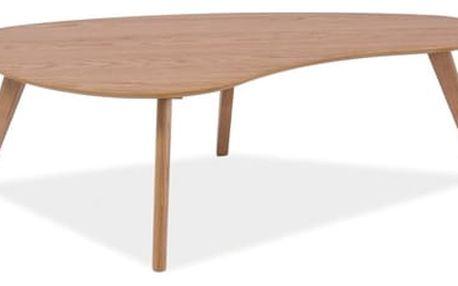 Konferenční stolek AUREA dub