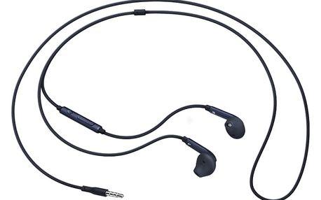 Sluchátka Samsung EO-EG920B černá/modrá (EO-EG920BBEGWW)