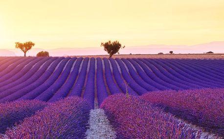 Francouzské Provence a Monaco - 5 dní včetně ubytování a snídaně od června do října