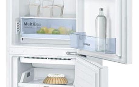 Kombinace chladničky s mrazničkou Bosch KGN36NW30 bílá