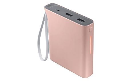 Power Bank Samsung Kettle 10200 mAh růžová (EB-PA710BREGWW)