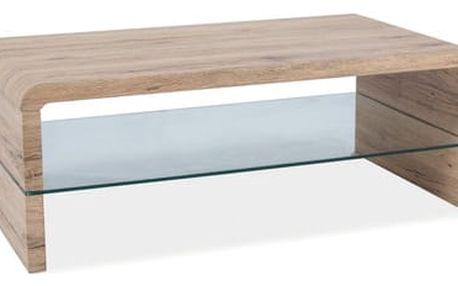 Stůl konferenční RICA - dub san remo