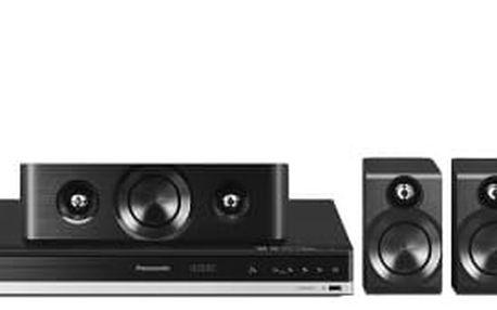 Domácí kino Panasonic SC-BTT405EG9 černé