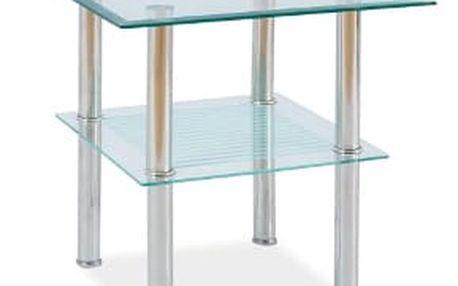 Konferenční stůl Pixel C 50x50x50 cm