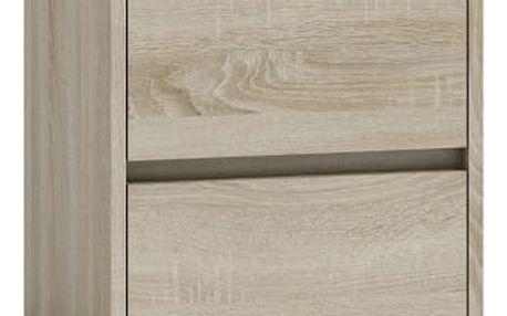 Noční stolek K2 Dub sonoma